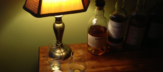 Weekend Roundup: Whisky with Mark Charan Newton