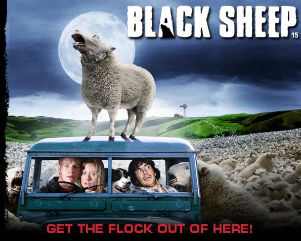Black Sheep Poster | Hodderscape