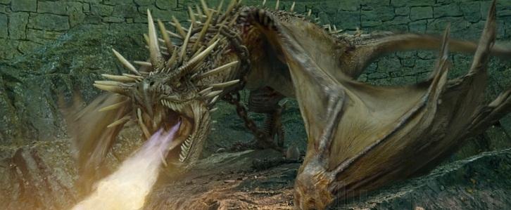 Dragon Goblet Fire