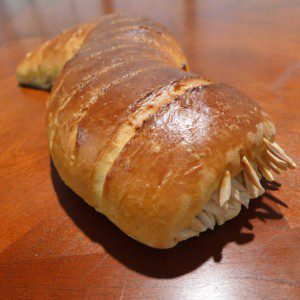 Dune Sandworm Bread 2
