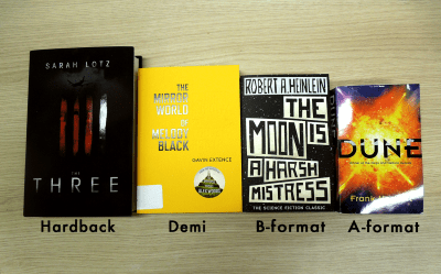 How to judge a book by its cover | Hodderscape