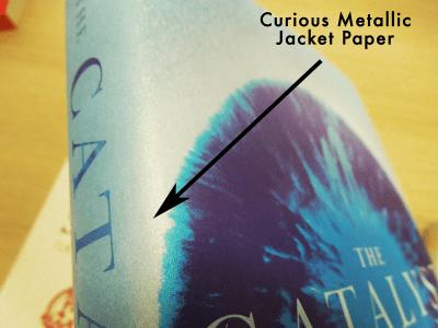 Curious Metallic Jacket Paper