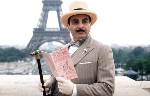 Hercule Poirot Suit