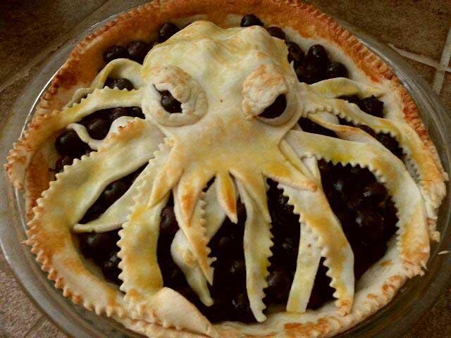 Cthulhu Pie