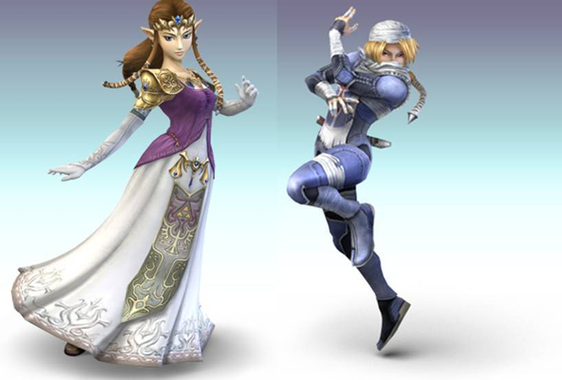 Zelda Sheik