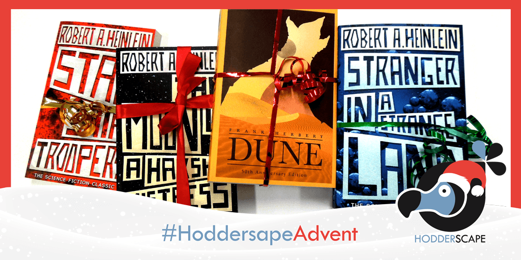Hodderscape Advent Day 12