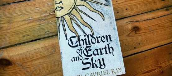 Win a copy of Guy Gavriel Kay's Children of Earth and Sky!