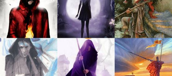 Quiz: Which fantasy book covers do these figures belong in?