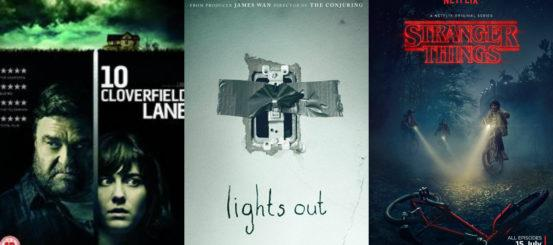 Friday Favourites: things we watched in August