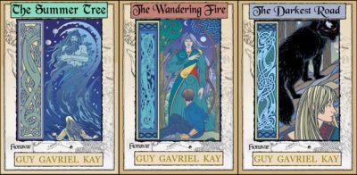 Th Fionavar Tapestry by Guy Gavriel Kay
