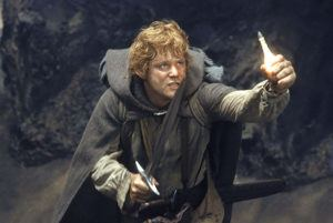 THE LORD OF THE RINGS: THE RETURN OF THE KING (2003) SEAN ASTIN, SAM GAMGEE ROTK 001-026