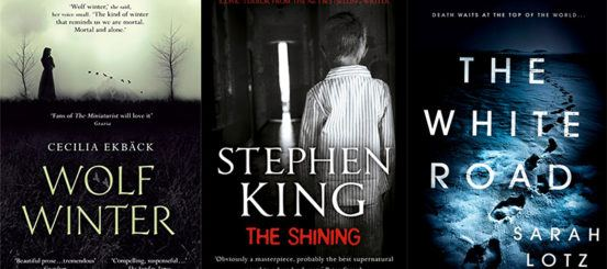 10 chilling horror novels to read over Christmas