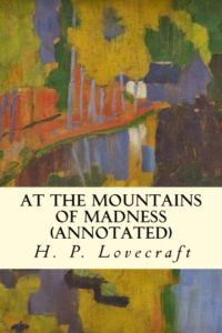 At the Mountain of Madness HP Lovecraft