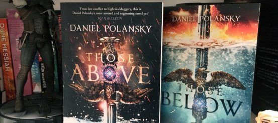 Win the complete Empty Throne Duology!