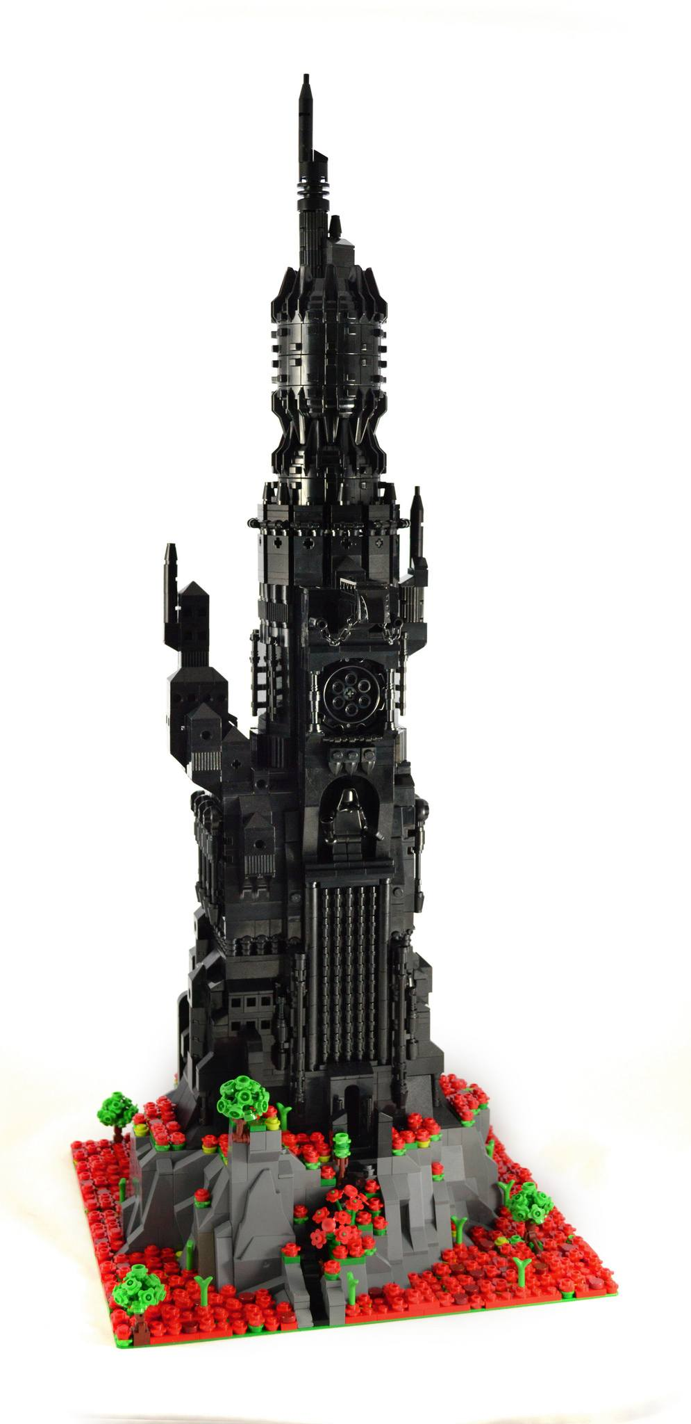 темная башня в майнкрафт #6