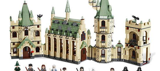Pickwick's Picks: bookish LEGO sets