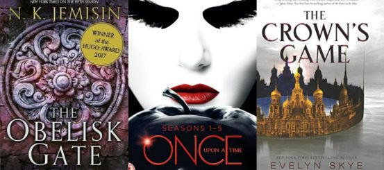 Friday Favourites: things we read and watched in August