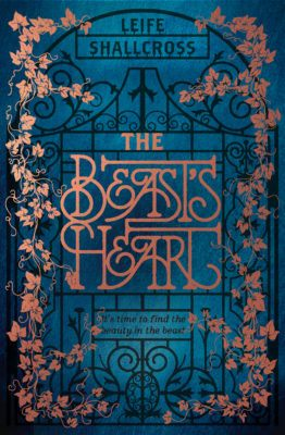The Beast's Heart Final Cover
