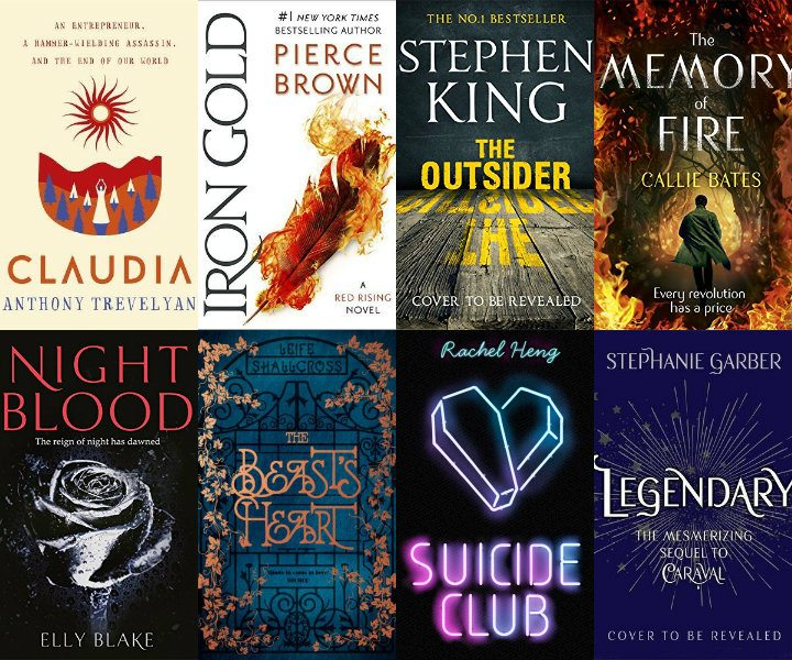 13 new science fiction and fantasy books to look forward to