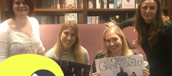 Hodderscape Reviews… Fantastic Beasts: The Crimes of Grindelwald