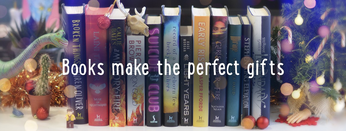 Books make the perfect gifts. Browse our books here.