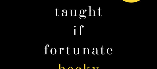 Announcing The New Novella From Becky Chambers: To Be Taught, If Fortunate