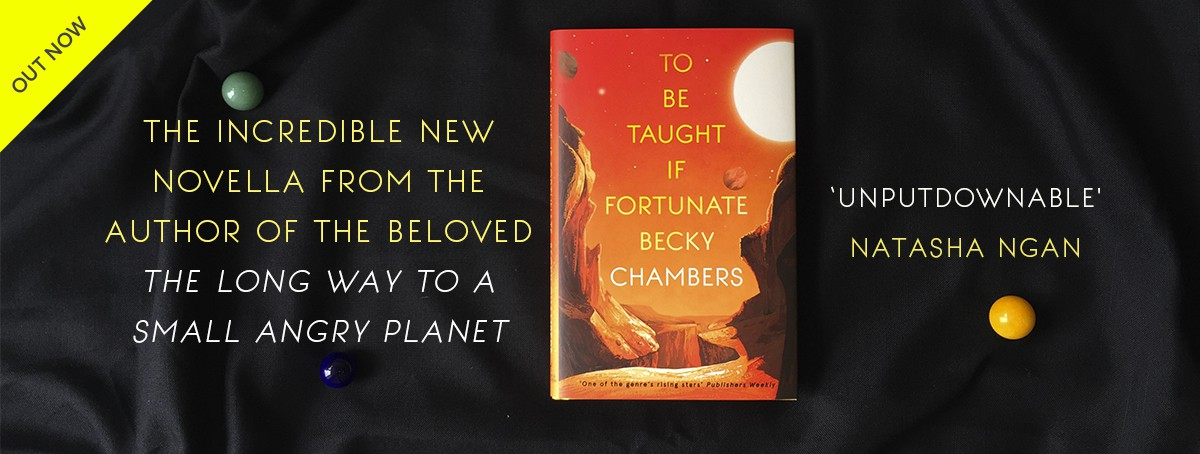 The incredible new standalone novella by Sunday Times bestselling author Becky Chambers