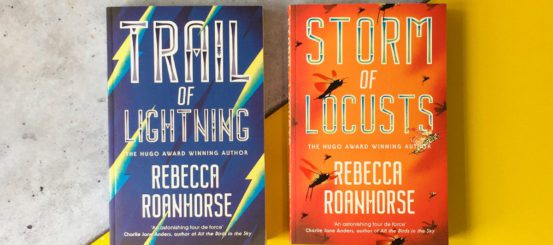 Announcing the UK Editions of The Sixth World series by Rebecca Roanhorse