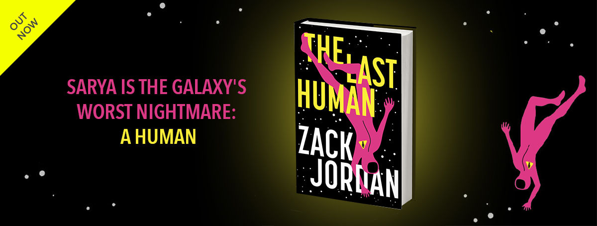 The Last Human - OUT NOW